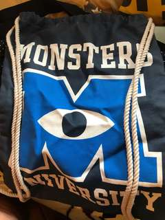 布袋Monster University