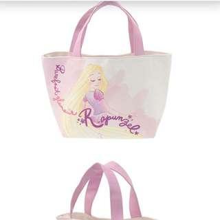 日本直送-  結業清貨, Rapunzel PU 雙面手挽袋