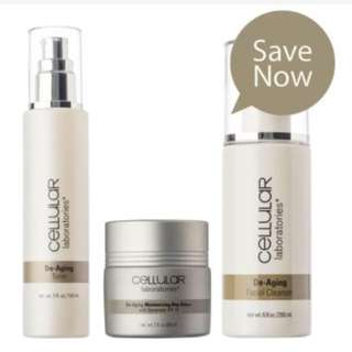 Cellular Laboratories® Skincare Value Kit