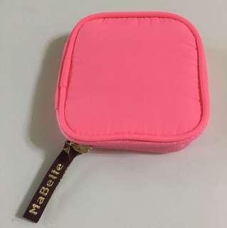 Mabelle 粉紅色 小手飾袋仔