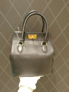 Hermes toolbox 20 black rose gold