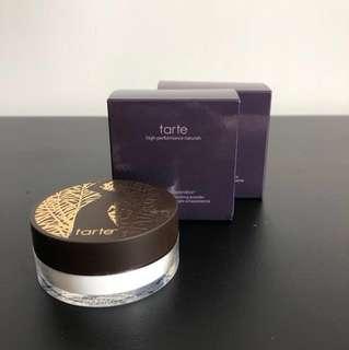 Tarte finishing powder - one colour