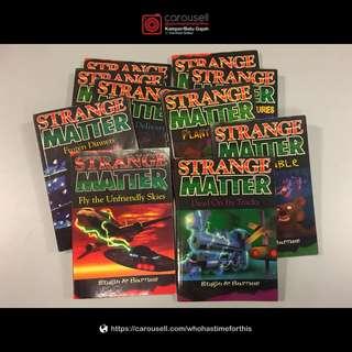 Strange Matter Series by Engle & Barnes