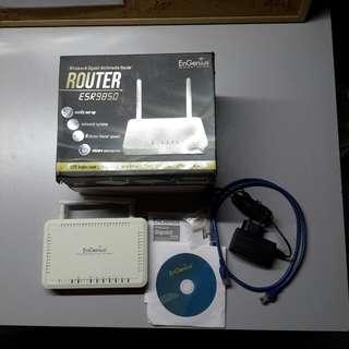 EnGenius ESR9850 Wireless-N Gigabit Router