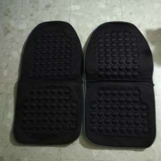 Car Seat Protector x 2; Child Seat Protector; Floor Mat