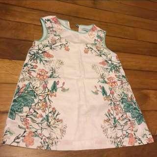 Assorted toddler girls' dress/ tops