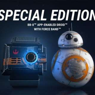 Sphero Special Edition BB 8 Droid with Force Band