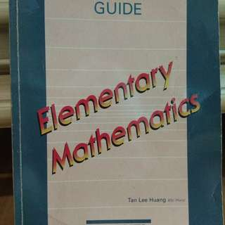 O level maths exam guide