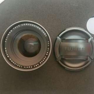 Fujifilm TCL-X100 Tele converted lens