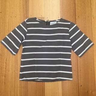 Handsom Striped Top