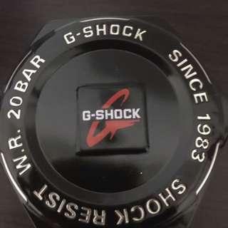 G-SHOCK 手錶 (夾娃娃機夾出的)