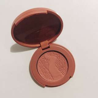 Authentic Tarte blush