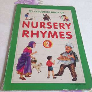 Nursery Rhymes Children's Book
