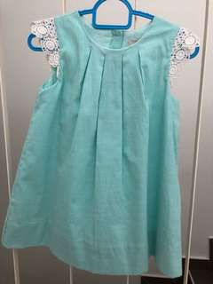 Poney baby girl dress