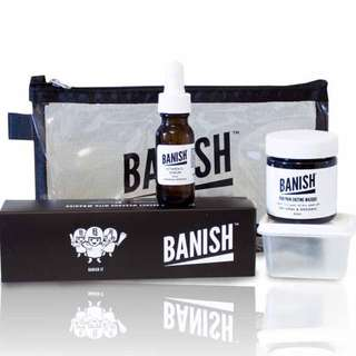 Banish Scarring and Active Acne Kit