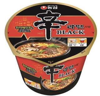 韓國 農心辛杯麵