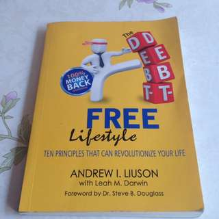 Debt-Free Lifestyle Finance Money Book