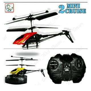 901 2 channel RC mini Cruise Helicopter