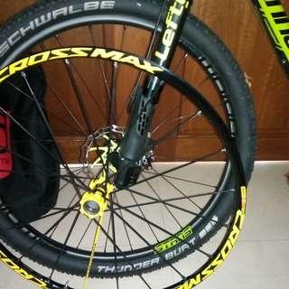 Mavic Crossmax SL Pro Wheels for Cannondale FSI