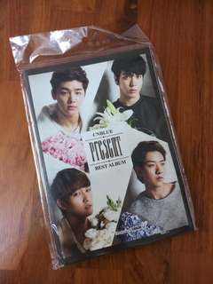 CNBLUE notebook