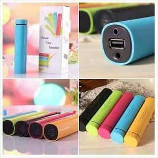 Powerbank with Sound blast Speaker