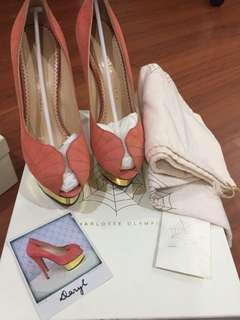 New Charlotte Olympia Heels