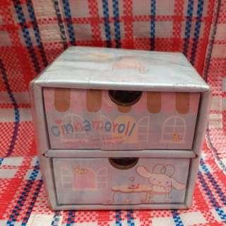 sanrio cinnamoroll 玉桂狗 舊版 紙盒 memo 2004年