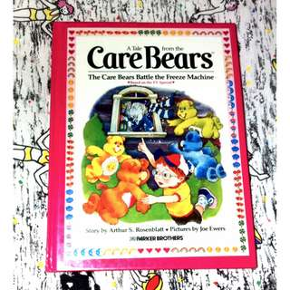 Care Bears Storybook