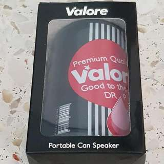 Brand New Valore Portable Can Speakers