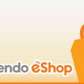 Nintendo Wii U/3DS eShop Prepaid Card $5 (CA)
