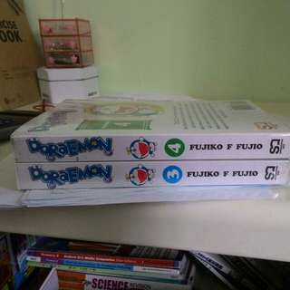 Doraemon storybooks