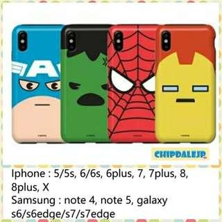 Marvel雙層手機殼