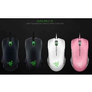 RAZER LANCEHEAD TOURNAMENT EDITION (Rare colors like mercury white/pink available)