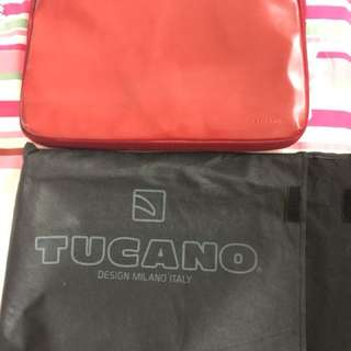 Tucano Leather Laptop Bag