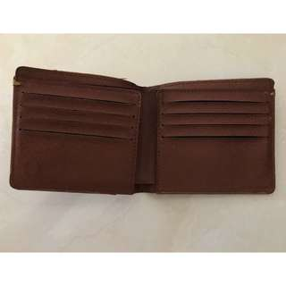 Fred Perry Fold Wallet (Sz Small)