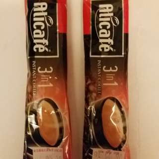 啡特力 法式碳烤3合1 即溶咖啡 18.5克 2包