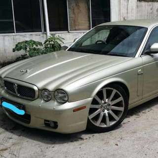 Jaguar XJ8 V6 3.2L     -(SG)-  Year 2007