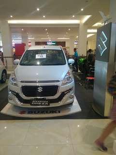 Suzuki New ERTIGA DP mulai 9jtaan