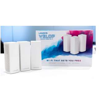 LINKSYS VELOP MESH PACK OF 3 WHW0303