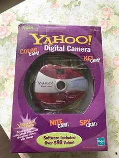 懷舊版Yahoo Digital Camera