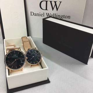 DW Watches Couple Watch