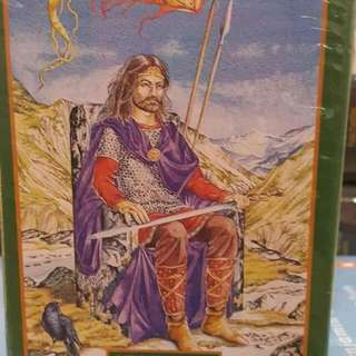 The Arthurian Tarot
