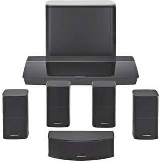 [NEW] BOSE LIFESTYLE 600 HOME ENTERTAINMENT SYSTEM - By Dealer