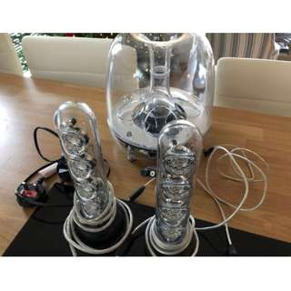 SoundSticks III 2.1-channel Multimedia Sound System (Great Audio Quality)