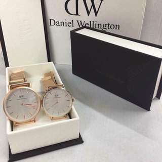 DW Watches Couple