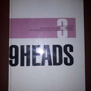 9 HEADS 3rd Edition by Nancy Riegelman