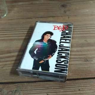 🚚 麥可傑克森/飆(BAD)錄音帶專輯