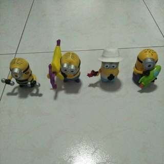 Minions Toys