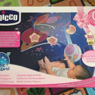 CHICCO Magic Star Cot Mobile