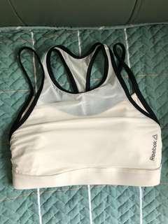 Reebok women sport yoga bra size S